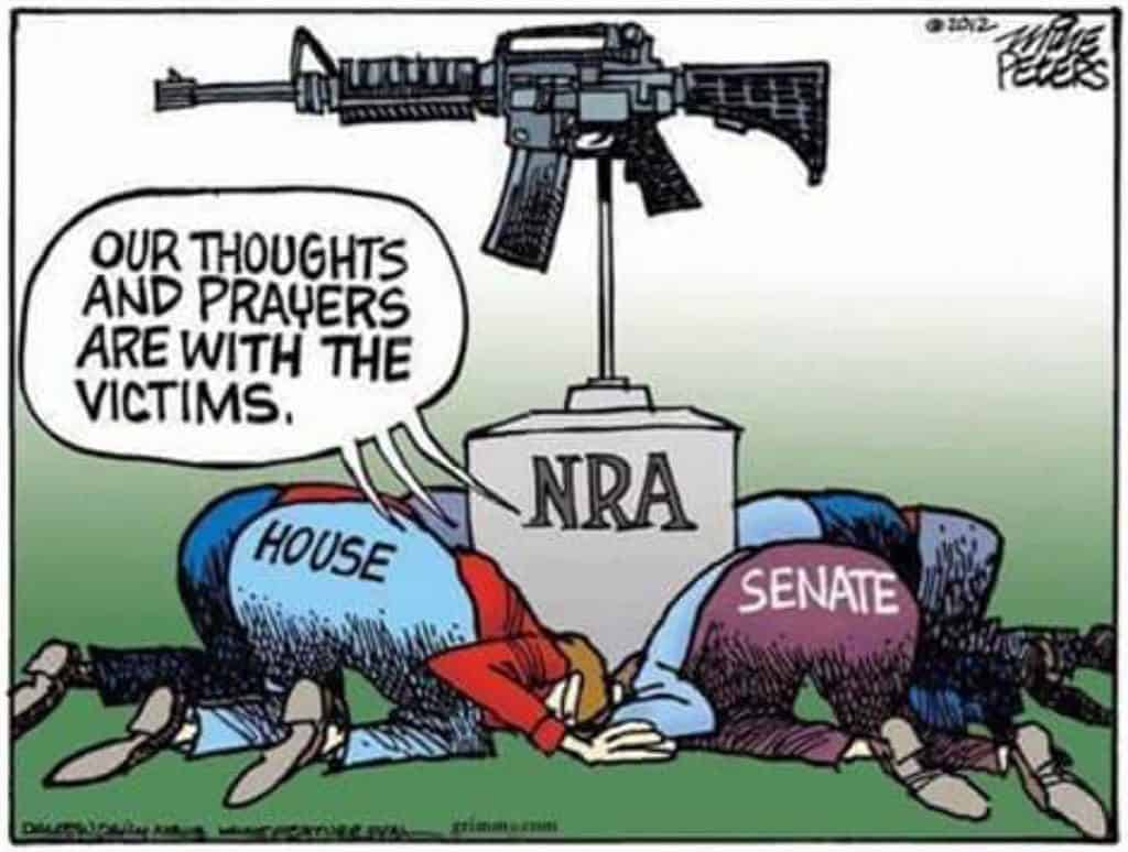 Corporate NRA support