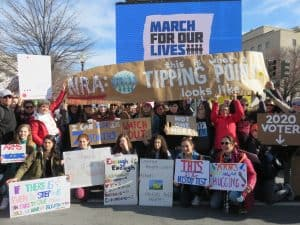 Tipping point for the NRA