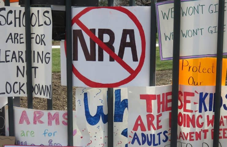 NRA Voter Trends Worrisome to the NRA