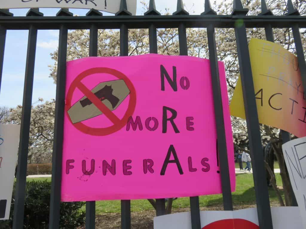 No More Funerals