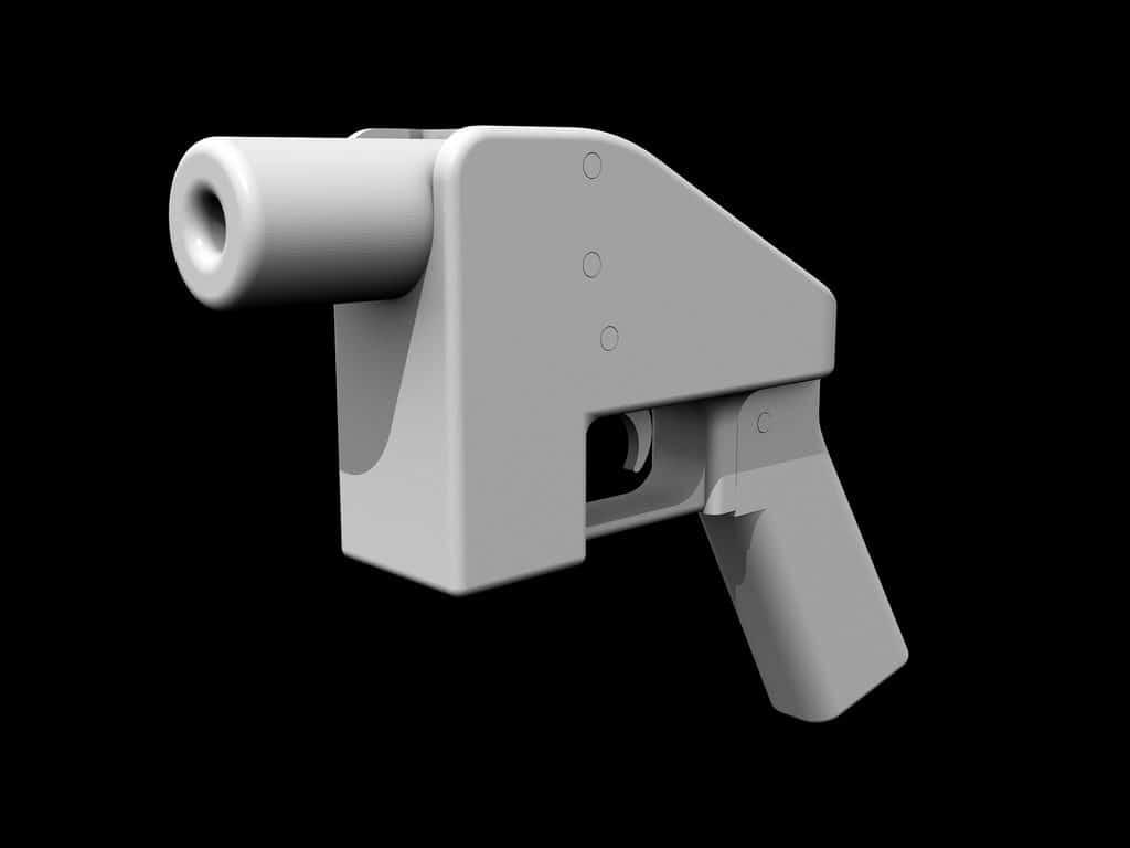 3-D Gun