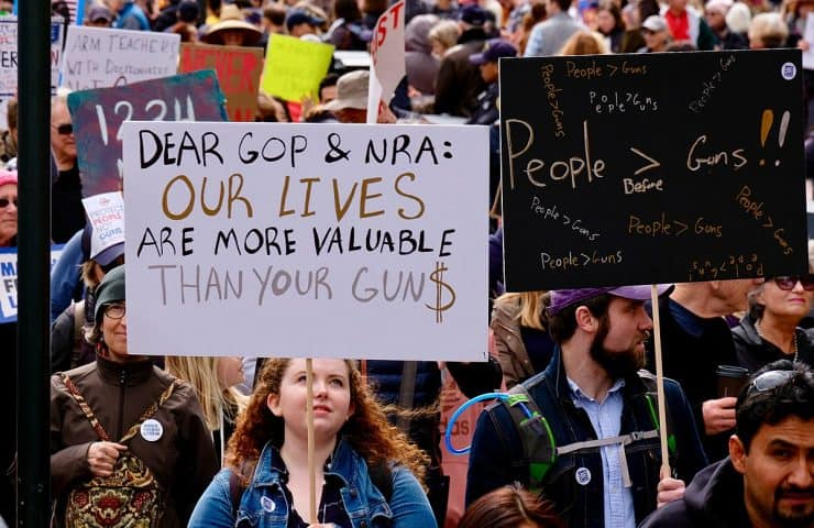 Lives are more important than guns